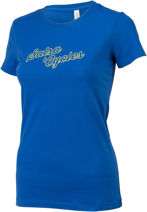 Salsa Outline Logo Women's T-Shirt
