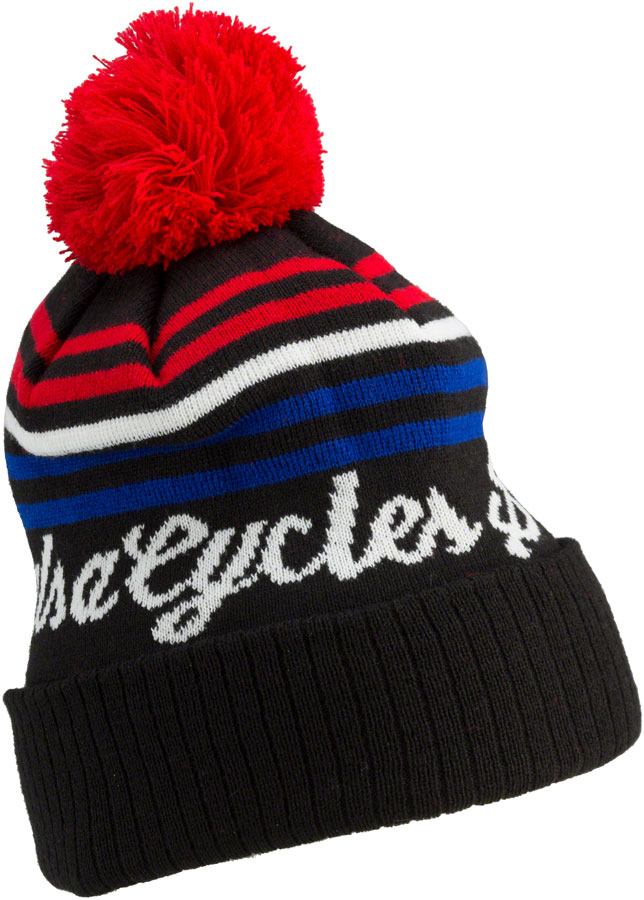 Salsa Pom Beanie Color: Black