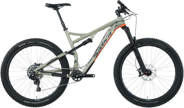 Salsa Pony Rustler Carbon X01 Color: Khaki