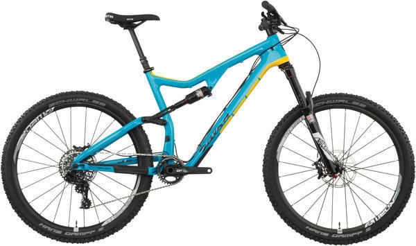 Salsa Redpoint Carbon GX1 Color: Light Blue