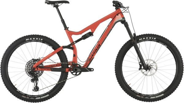 Salsa Redpoint Carbon GX1 Eagle Color: Red/Black