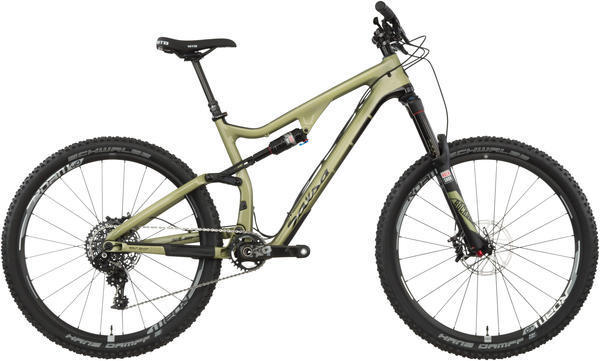 Salsa Redpoint Carbon X01 Color: Army Green