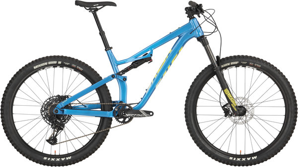 Salsa Rustler SX Eagle Color: Blue
