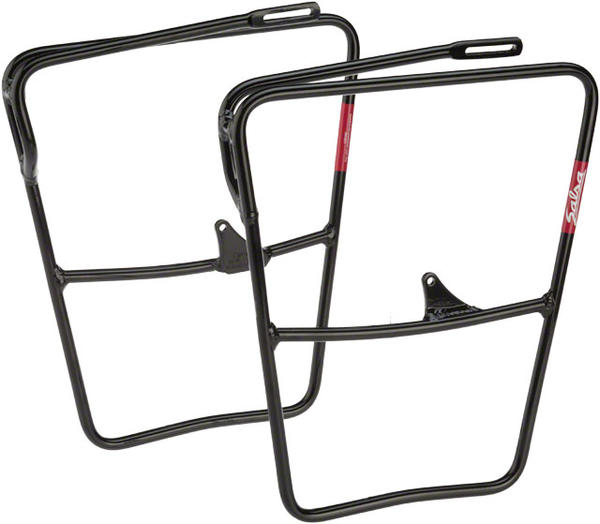 Salsa Down Under Front Rack Color: Black