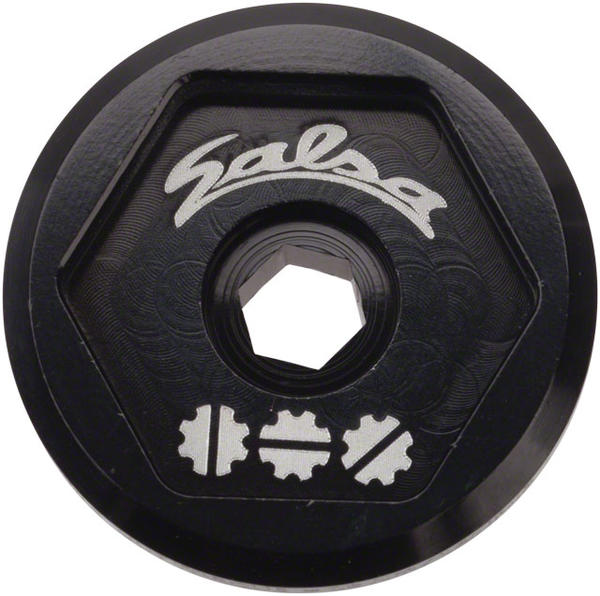 Salsa Salsa's Split Pivot Dropout Tool Top Cap Color: Black