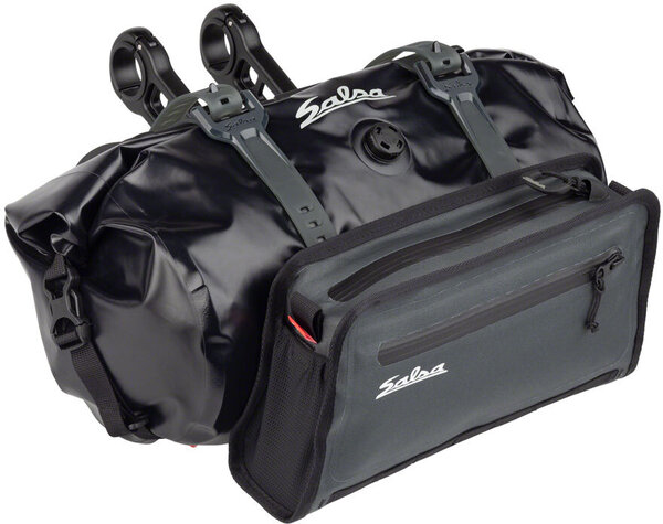 Salsa EXP Series Anything Cradle Top-Load Kit Color: Black