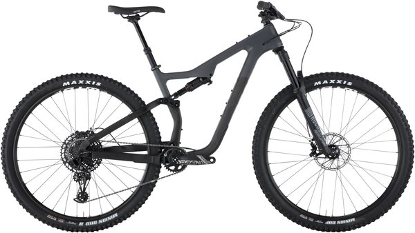 Salsa Horsethief Carbon NX Eagle Color: Charcoal/Raw Carbon