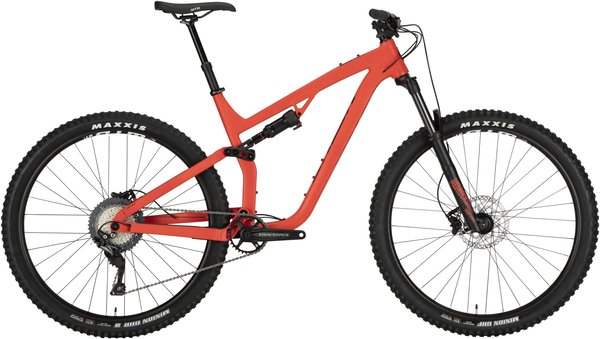 Salsa Horsethief SLX Color: Red/Charcoal