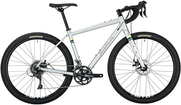 Salsa Journeyman Claris 650 Color: Gray