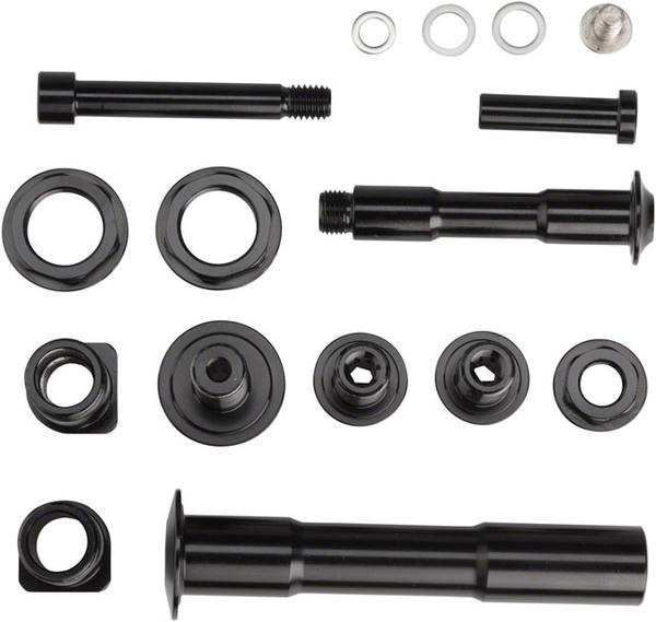 Salsa Pivot Service Kit - Bucksaw Color: Black