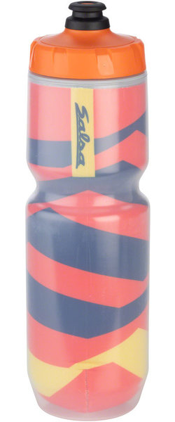 Salsa Purist Insulated Water Bottle Color: Beargrease Orange