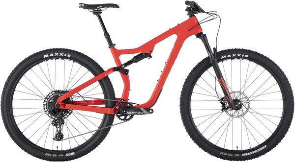 Salsa Spearfish Carbon NX Eagle Color: Red