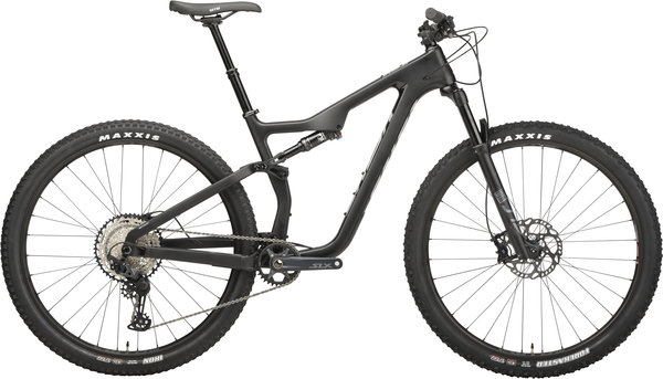 Salsa Spearfish Carbon SLX Color: Black