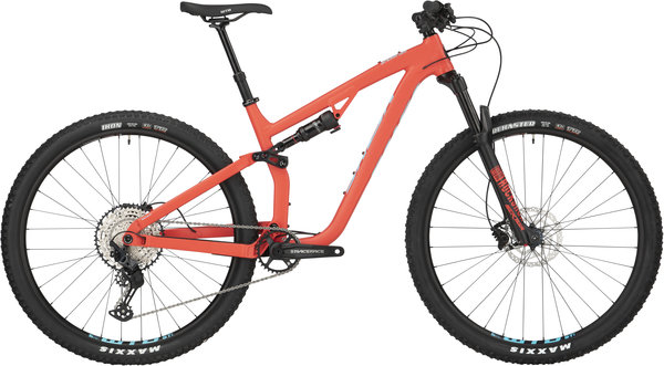 Salsa Spearfish SLX Color: Red