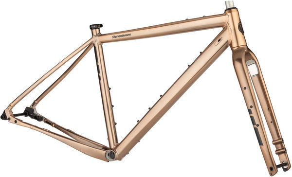 Salsa Stormchaser Frameset Color: Copper