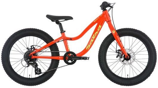 Salsa Timberjack 20 Color: Orange