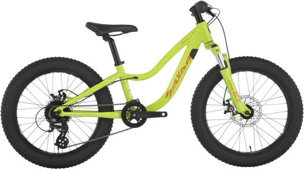 Salsa Timberjack 20 SUS Color: Lime