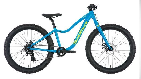 Salsa Timberjack 24 Color: Blue