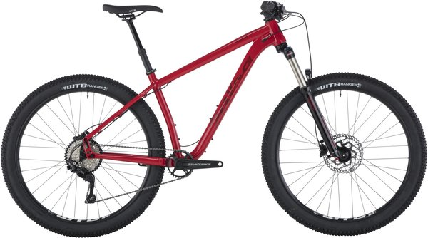 Salsa Timberjack Deore 27.5+ Color: Red