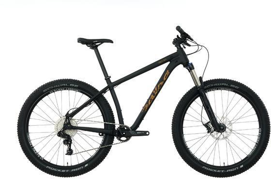 Salsa Timberjack 27.5+ GX1 Color: Matte Grey