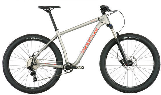 Salsa Timberjack GX1 27.5+ Color: Silver