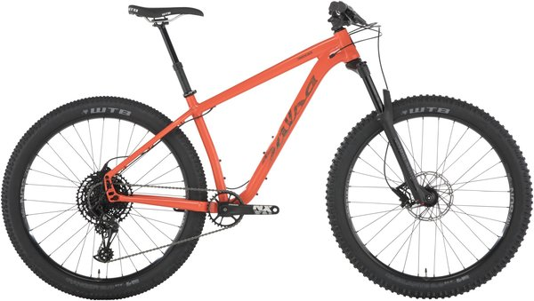 Salsa Timberjack NX Eagle 27.5+ Color: Red/Orange