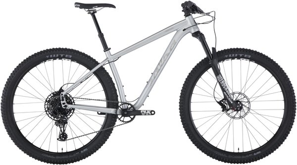 Salsa Timberjack NX Eagle 29 Color: Silver
