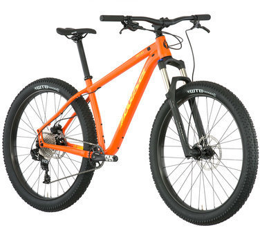 Salsa Timberjack NX1 27.5+ Color: Orange