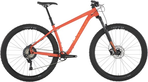 Salsa Timberjack SLX 29 Color: Orange