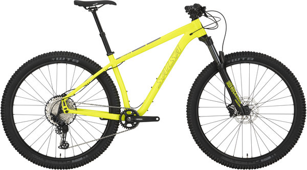 Salsa Timberjack SLX 29 Color: Lime