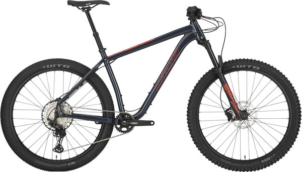 Salsa Timberjack XT 27.5+ Color: Dark Blue