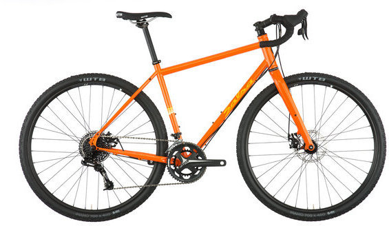 Salsa Vaya Apex Color: Orange