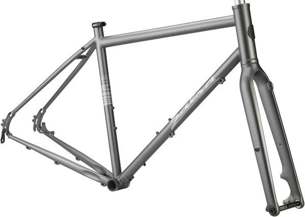 Salsa Vaya Frameset Color: Charcoal