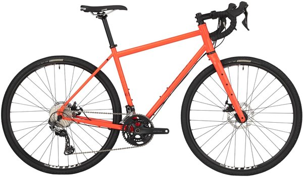 Salsa Vaya GRX 600 Color: Orange