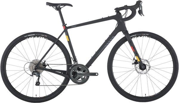 Salsa Warbird Carbon Tiagra 700 Color: Raw Carbon