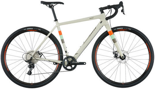 Salsa Warbird Carbon Apex 1 Color: Matte Sand