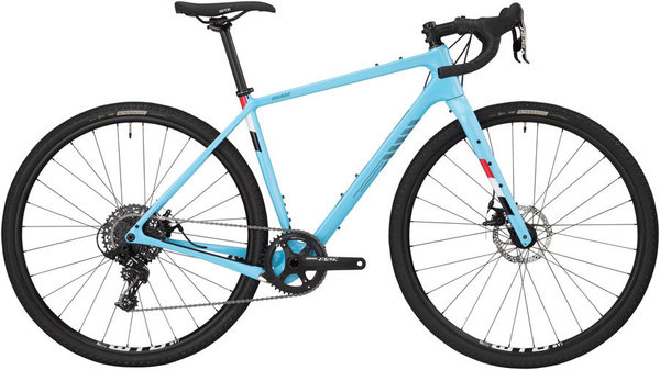 Salsa Warbird Carbon Apex 1 Color: Light Blue