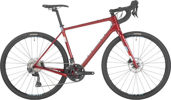 Salsa Warbird Carbon GRX 600 Color: Red