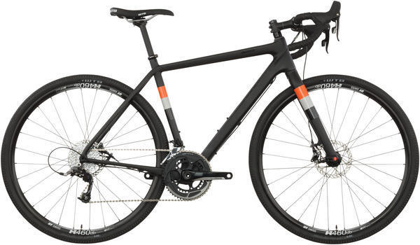 Salsa Warbird Carbon Rival Color: Carbon Black