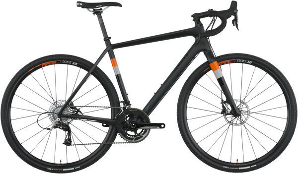 Salsa Warbird Carbon Rival Color: Raw Carbon