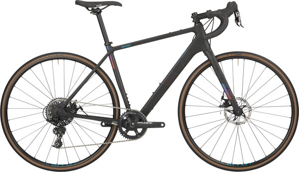 Salsa Warroad Apex 1 700 Color: Raw