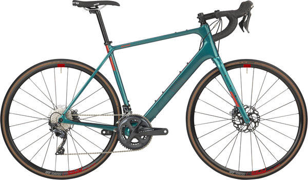 Salsa Warroad Ultegra Color: Green