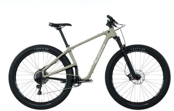 Salsa Woodsmoke 29+ GX1 Color: Khaki/Black