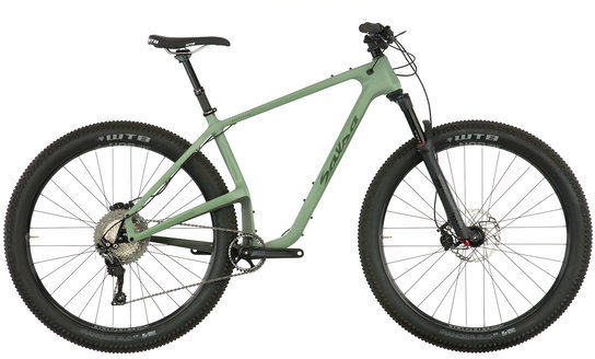 Salsa Woodsmoke SLX 1x11 29+ Color: Green/Gray