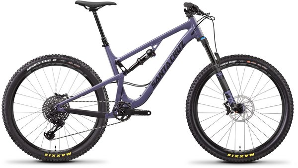 Santa Cruz 5010 Aluminum S Color: Purple