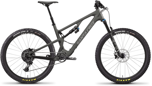 Santa Cruz 5010 Carbon C R Color: Grey