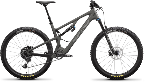 Santa Cruz 5010 Carbon C R+ Color: Grey