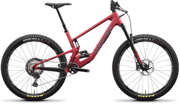 Santa Cruz 5010 C XT Color: Raspberry Sorbet