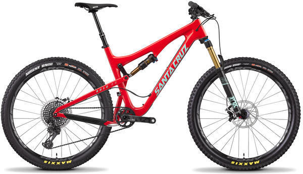 Santa Cruz 5010 CC XX1 Race Face ARC 24