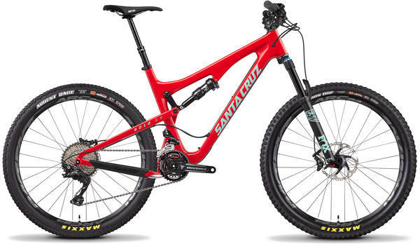 Santa Cruz 5010 CC XT Race Face ARC 24